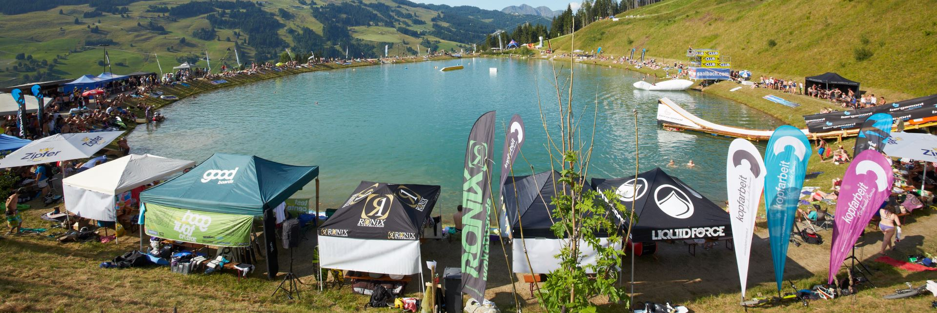 Sommerevents in Saalbach-Hinterglemm