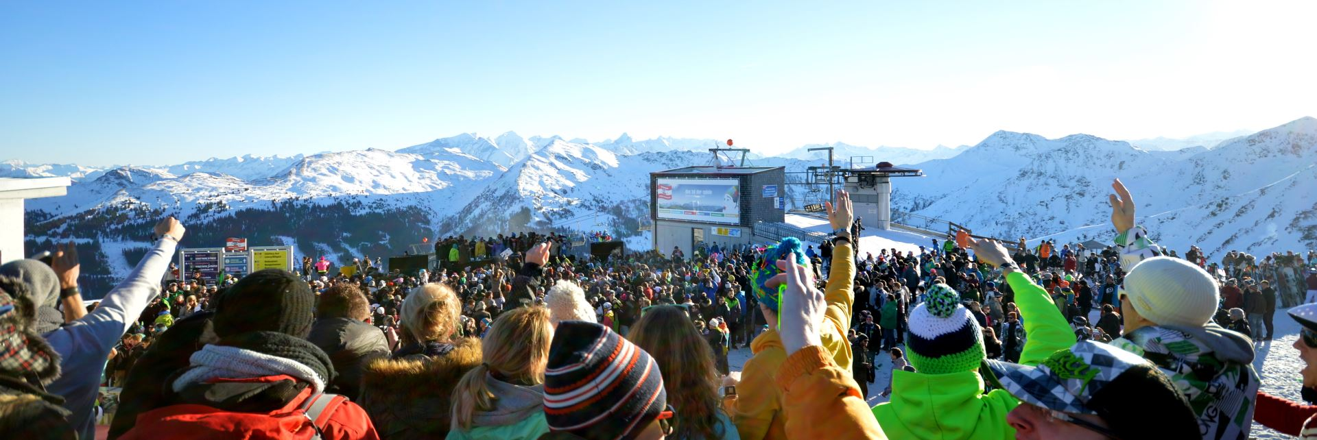 Winterevents in Saalbach-Hinterglemm